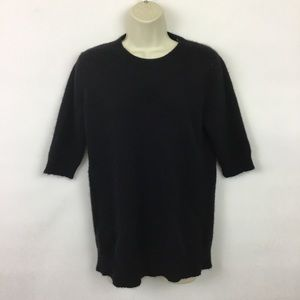 Vince cashmere sweater short sleeved